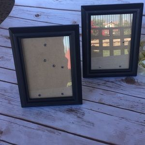 Other - Black Picture Frames